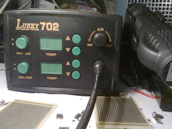 """станция Lukey-702""""."""